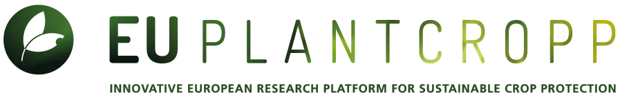EUplantcropp - innovative european research platform for sustainable crop protection