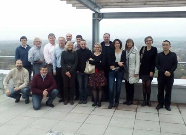 Consortium meeting Horizon 2020 proposal, Prague, 24 and 25 November 2016, part two